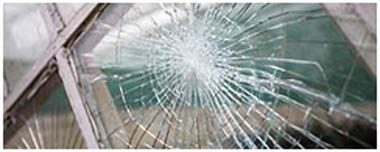 Great Marlow Smashed Glass